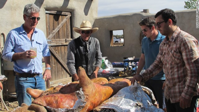 "Season 1 of CNN's ""Anthony Bourdain: Parts Unknown"" will leave you hungry. You have been warned."