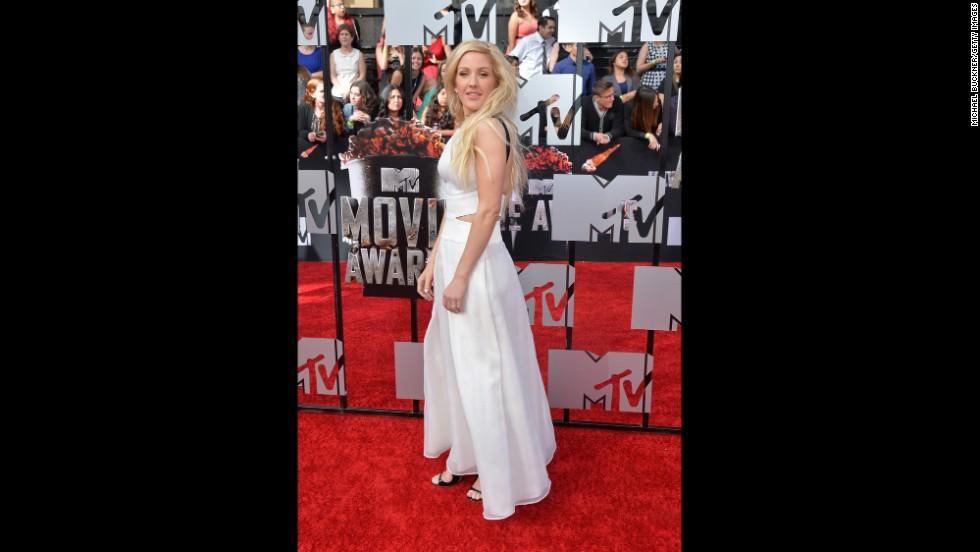La alfombra roja de los premios MTV 2014