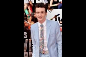 2014 MTV Movie Awards red carpet