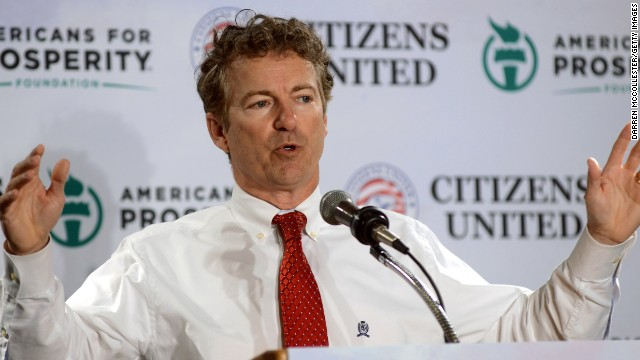 DJ Rand Paul takes requests