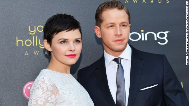 Weekend weddings for Ginnifer Goodwin, Nick Carter