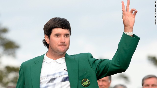 Third-placed Bubba Watson, who claimed his second U.S. Masters title in three years back in April, is back in form after a recent slump -- the American was second behind Horschel at Cherry Hills.