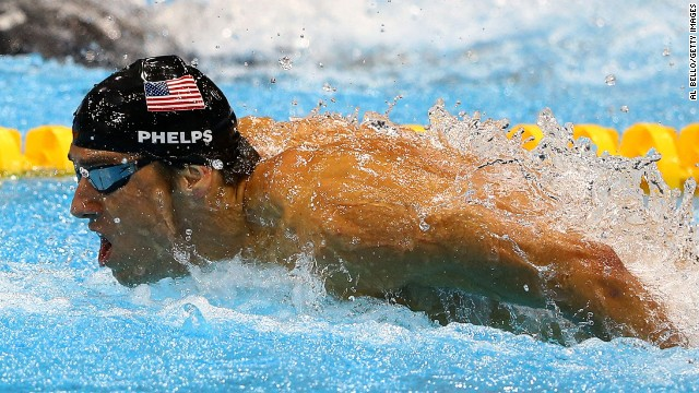 Michael Phelps is set to make a comeback to the pool in Arizona later this month.