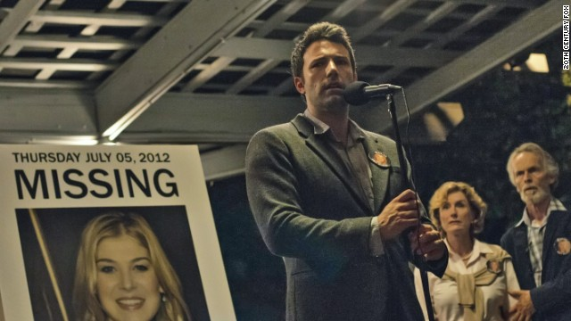 'Gone Girl': First look at David Fincher's adaptation