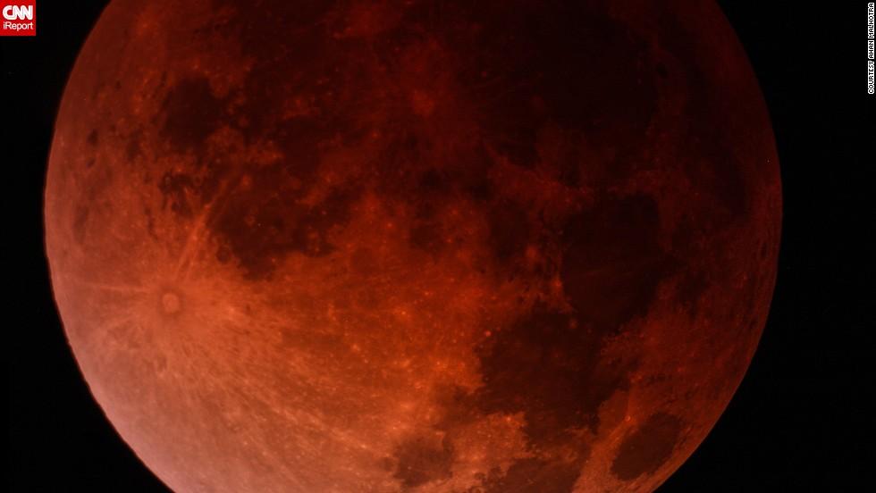 Eclipses totales de Luna