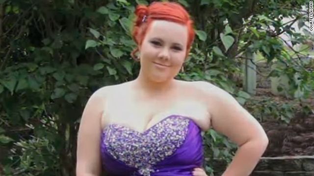 <a href='http://www.kboi2.com/news/local/Brittany-Minder-Central-Kitsap-Prom-210073221.html' target='_blank'>Brittany Minder was sent home</a> from the 2013 Central Kitsap High School prom in Silverdale, Washington, because her dress did not cover her cleavage. She and her parents feel she was singled out by school administrators because she has a naturally large chest.