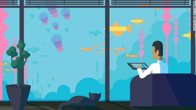 Hologramas y tecnología portátil: así será el futuro de los viajes