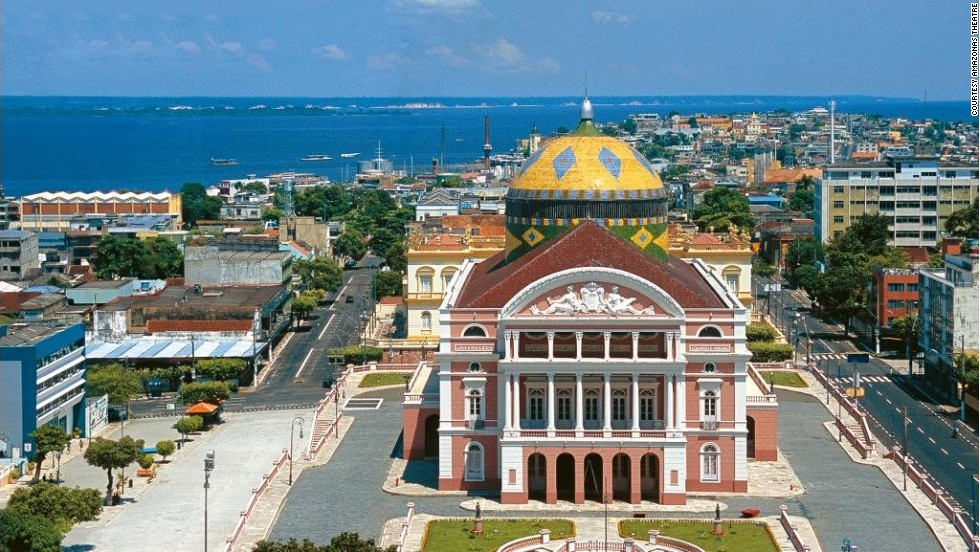 Teatro Amazonas (Brasil)