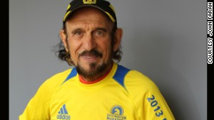 This year will be John Farah\'s 19th Boston Marathon.
