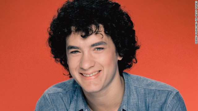 "Long before he won his first Academy Award for best actor, <a href='http://www.imdb.com/name/nm0000158/' target='_blank'>Tom Hanks</a> worked behind the scenes as <a href='http://www.greatlakestheater.org/about/50-stars' target='_blank'>an intern for the Great Lakes Theater Festival in Cleveland</a>. He made his movie debut in ""He Knows You're Alone"" and landed a lead role on ABC's ""Bosom Buddies."" Hanks is shown here in 1980."