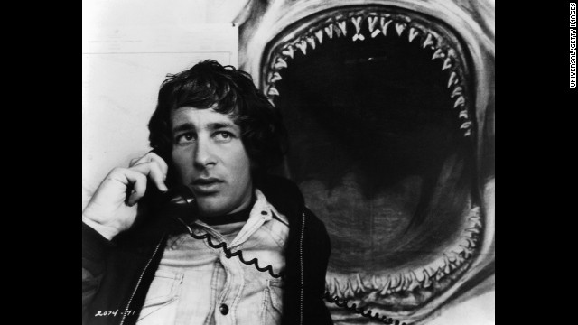 "Academy Award-winning filmmaker, director and producer Steven Spielberg interned at Universal Studios. He later went on to direct what's considered the first summer blockbuster, ""Jaws,"" in 1975."