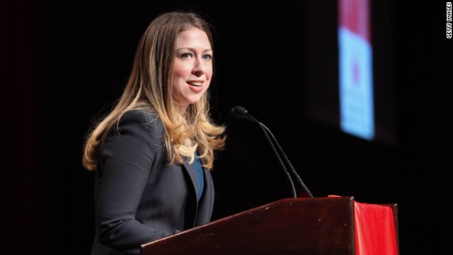 Does Chelsea Clinton have a future in elected office?