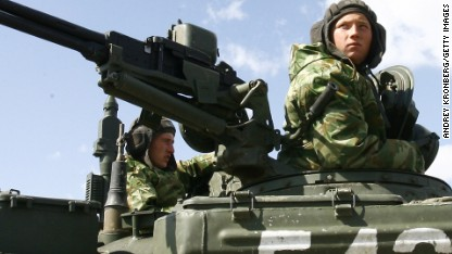 Russia launches new military drills