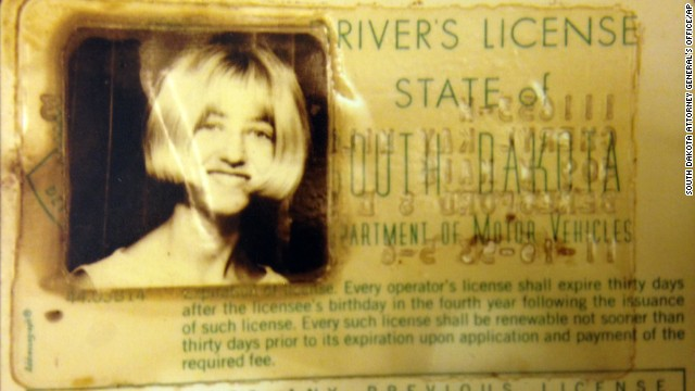 Miller's driver's license was also recovered.