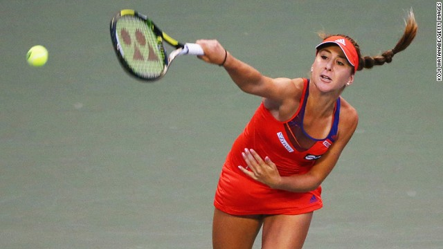 Aged 16, Bencic was reported by <a href='http://www.forbes.com/sites/miguelmorales/2014/03/05/16-year-old-tennis-pro-belinda-bencic-has-11-sponsors-but-shes-no-millionaire/' target='_blank'>Forbes</a> to have 11 sponsors.