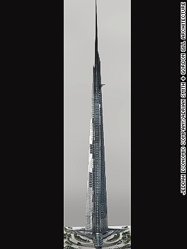 According to Construction Weekly, construction will start on the Kingdom Tower -- slated to be the world's tallest at 1 kilometer (3,280 feet) tall -- next week.
