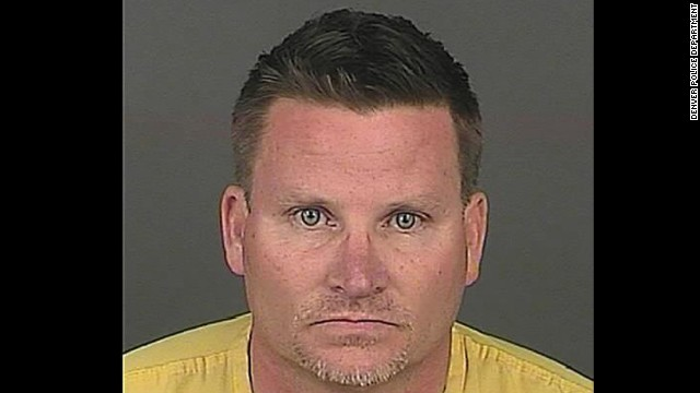 Richard Kirk, 47, allegedly shot his wife, Kristine Kirk, on Monday while she made a 13-minute call to 911.