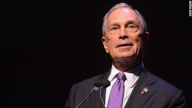 Can Michael Bloomberg defeat the NRA?