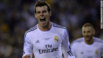 Football: Bale brilliance settles Copa