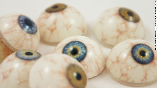 Artificial eyes plastic skulls 3 d printing the human body cnn scientists are 3 d printing body parts ranging from plastic skulls to artificial eyes ccuart Choice Image