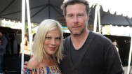 Tori Spelling's troubled marriage