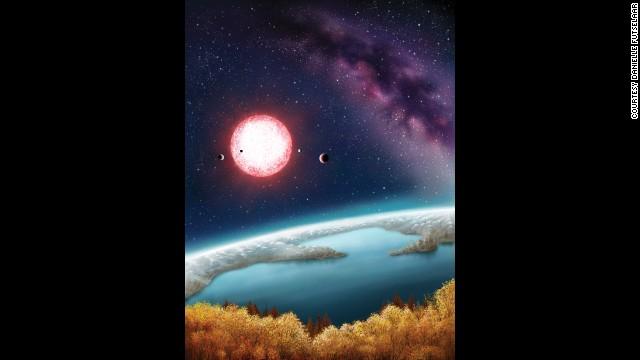 La NASA descubre un planeta del tamaño de la Tierra que podría albergar vida