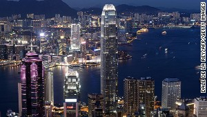Executive's guide to Hong Kong