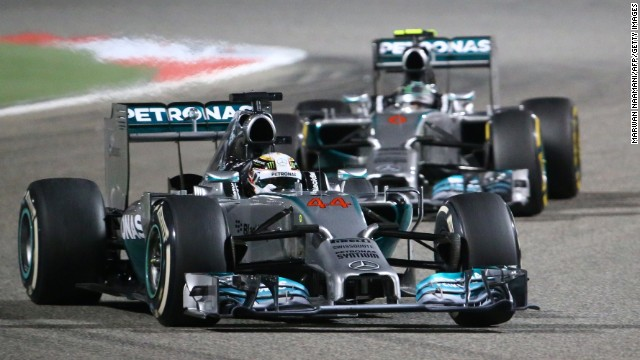 What's the secret to Mercedes' F1 success?