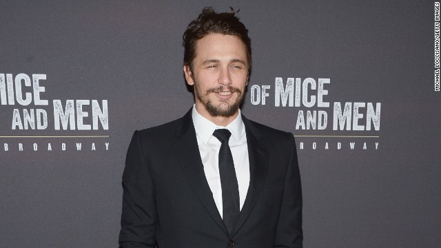 "James Franco lashed out at The New York Times and its theater critic, Ben Brantley, over a lukewarm review of the ""Of Mice and Men"" Broadway revival in which Franco stars. ""Brantley is such a little b****,"" the actor said in an Instagram takedown that he later removed -- but <a href='https://twitter.com/rilaws/status/456785693105065984/photo/1' target='_blank'>not before it was screengrabbed for posterity</a>."