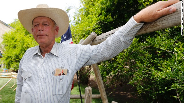 Bundy's racist remarks cause a stir in Washington