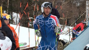 Bode Miller on a mission