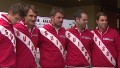 Davis Cup showdown