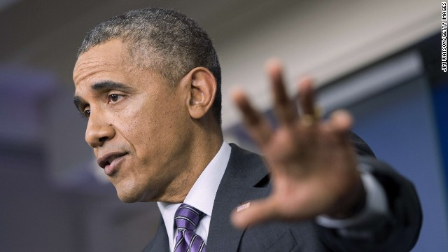 Obama hails job growth, slams GOP in weekly address