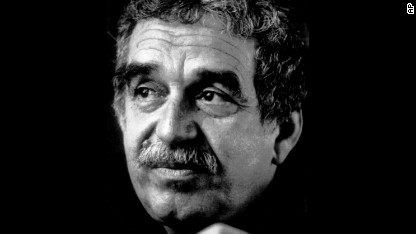 Gabriel García Márquez, the influential, Nobel Prize-winning author of