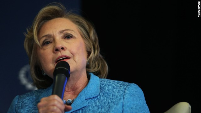 Hillary Clinton walks tightrope on Iran, defends State record