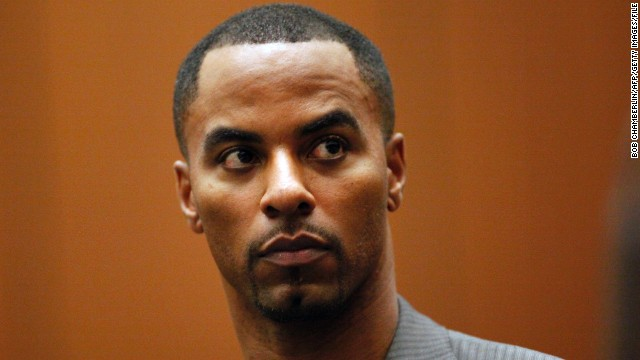 Darren Sharper faces rape charges in Arizona and California and a warrant for his arrest was issued in Louisiana. He also is under investigation in Nevada.
