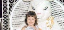 Scary side of the Easter Bunny
