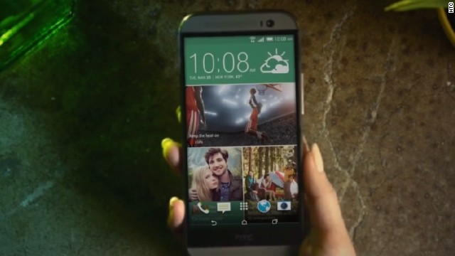 Hailed by some critics as the best Android phone yet, HTC's latest offering has a sleek, brushed-metal design that has charmed reviewers. It boasts a 5-inch screen, a dual-camera setup that lets users refocus even after they take an image and a hefty 2GB of RAM. The HTC One M8 retails for $199.
