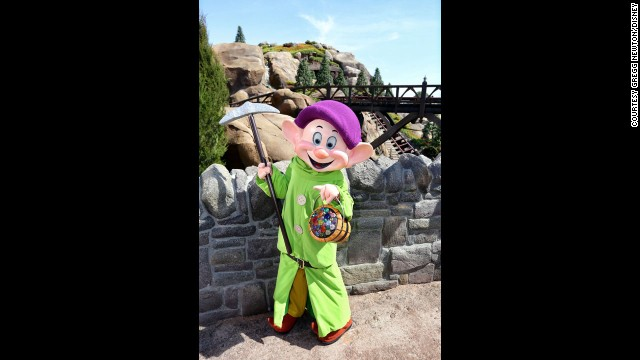 The Seven Dwarfs Mine Train is part of New Fantasyland at Disney World's Magic Kingdom Park in Lake Buena Vista, Florida. It's a kid-friendly, musical ride.
