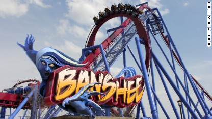 The most insane new U.S. roller coasters