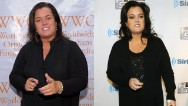 "Rosie O'Donnell will be sporting a new look when she returns to ""The View"" in May."