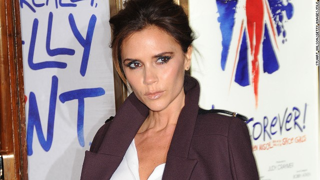 How Victoria Beckham spent her 40th birthday