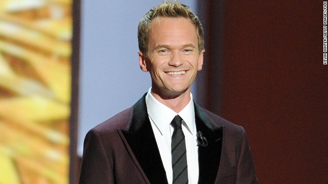Neil Patrick Harris passed on 'The Late Show'