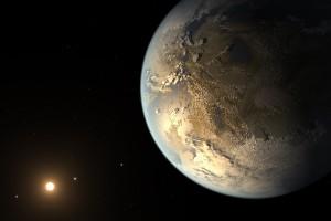 En algún lugar podría haber vida más allá de la Tierra