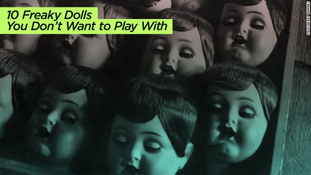 We're not sure who comes up with some of this stuff. Listverse gets credit for <a href='http://listverse.com/2014/04/04/10-freaky-dolls-you-dont-want-to-play-with/' target='_blank'>this one</a>.