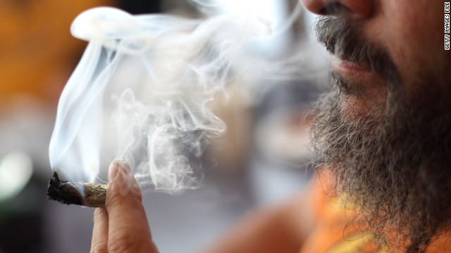 Marijuana may affect fertility in young men