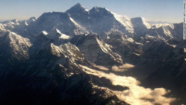 Photos: Exploring Mount Everest