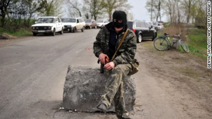 Ukraine to target militants in 4 cities