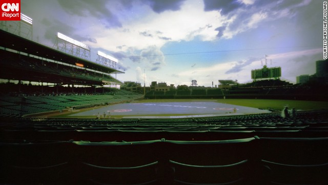 <a href='http://ireport.cnn.com/docs/DOC-1121996'>Herschel Pollard</a> and his friend do an annual baseball trip around the country. They visited Wrigley Field in 2012. He says it was well worth the 8-hour drive from Nashville to Chicago.