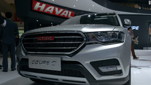 Great Wall Motor Co. reported a profit growth slump in the first quarter of 2014. Despite this, Chinese appetite for SUVs, which Great Wall is known for, proves strong. It unveiled its Haval Coupe, Coupe C, and H9 at the Beijing Auto Show.